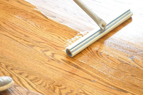 How To Refinish Hardwood Floors Refinishing Hardwood Floors Refinishing Floors Polyurethane Floors