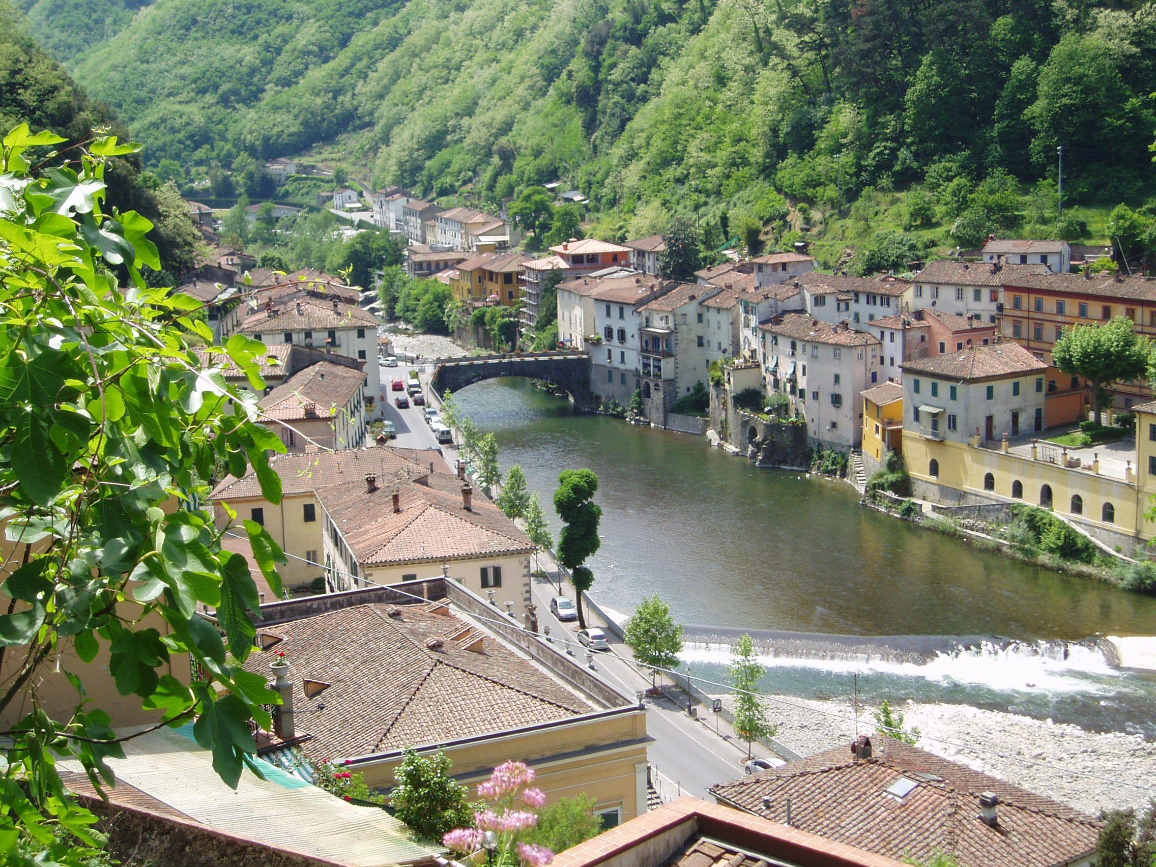 Bagni di Lucca - Granaiola | Yet here I am... | Pinterest | Lucca ...