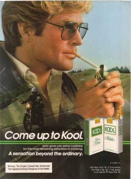 Cigarette Advertising 1980s My Aunt And Uncle Smoked These Yucky Menthol Lol