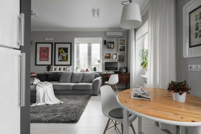 ▷ 1001 + Idées pour une couleur de peinture pour salon salle à