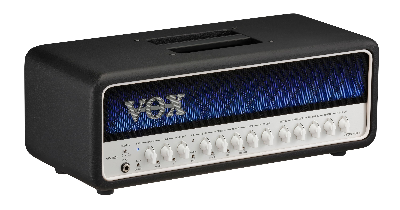 Vox MVX150 Guitar Amp Head with NuTube Vox, Guitar