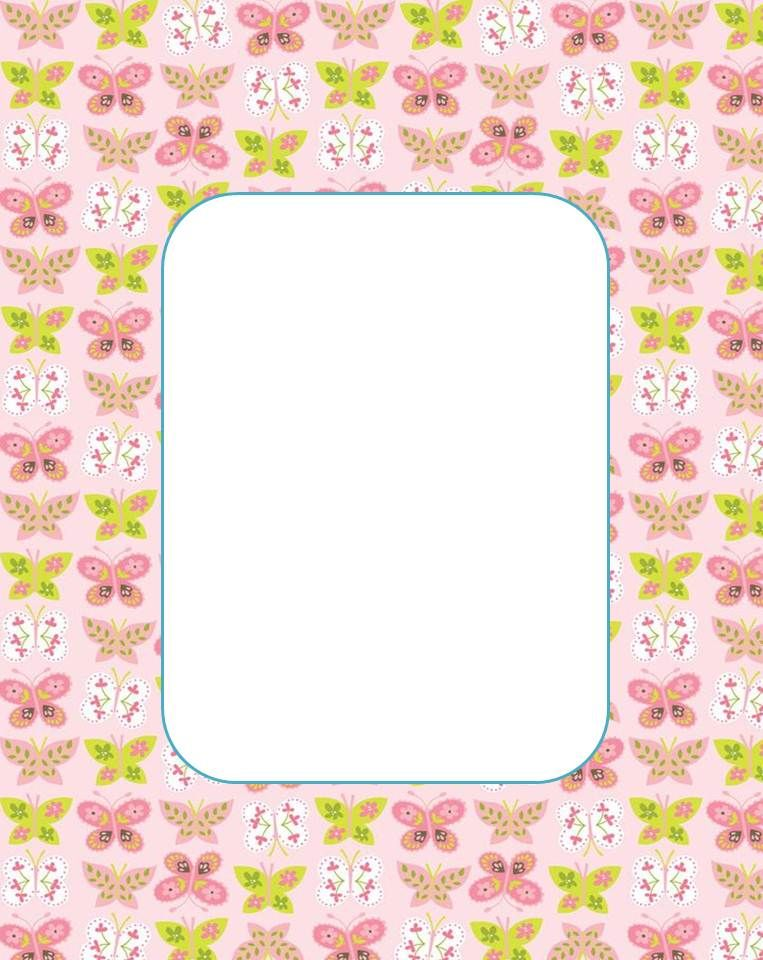 picture relating to Printable Folders titled Printable - Folder tag #Border #Body #Stationaty #Binders