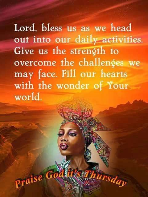 Pin by Bridgette Wright on Thursday Blessings/Greetings