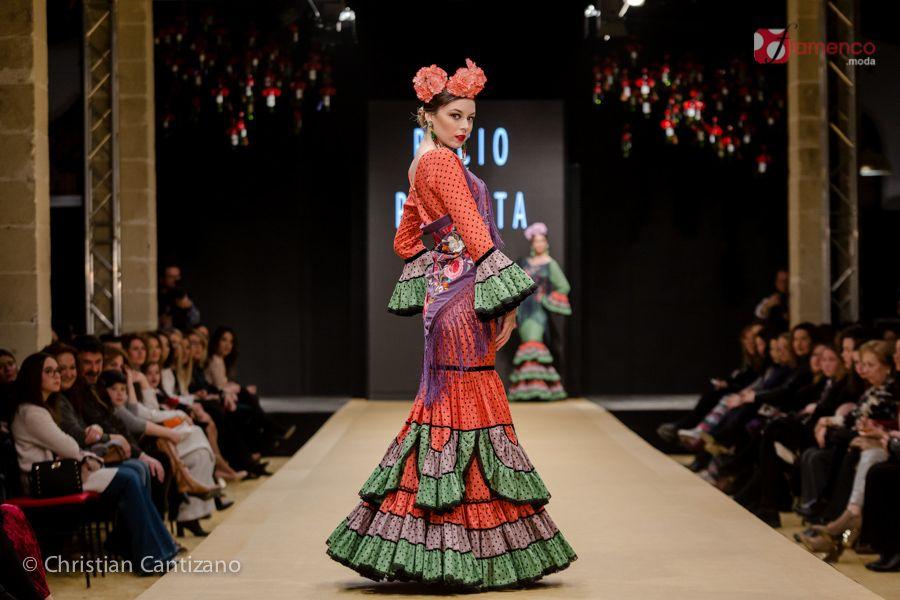 Rocío Peralta - Pasarela Flamenca Jerez 2018  0e77cc01427
