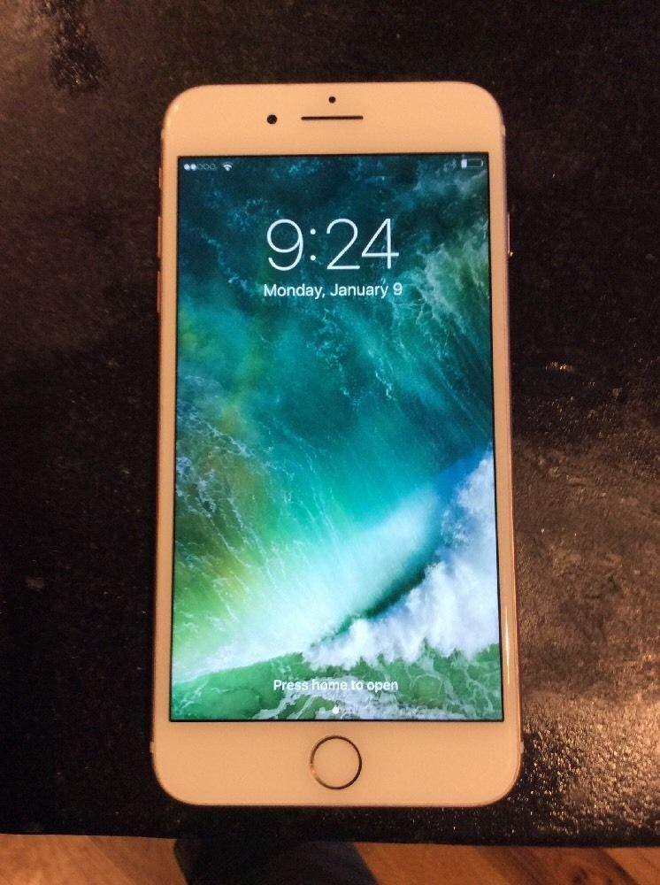 Giveaway iphone 6 plus rose gold sprint