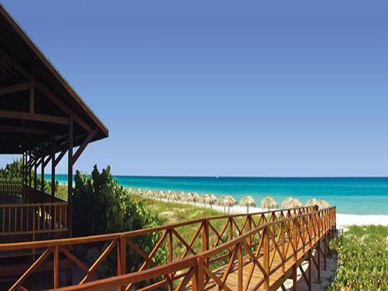 Beachfront Location At Blau Varadero Cuba Varadero Caribbean Holidays Varadero Beach