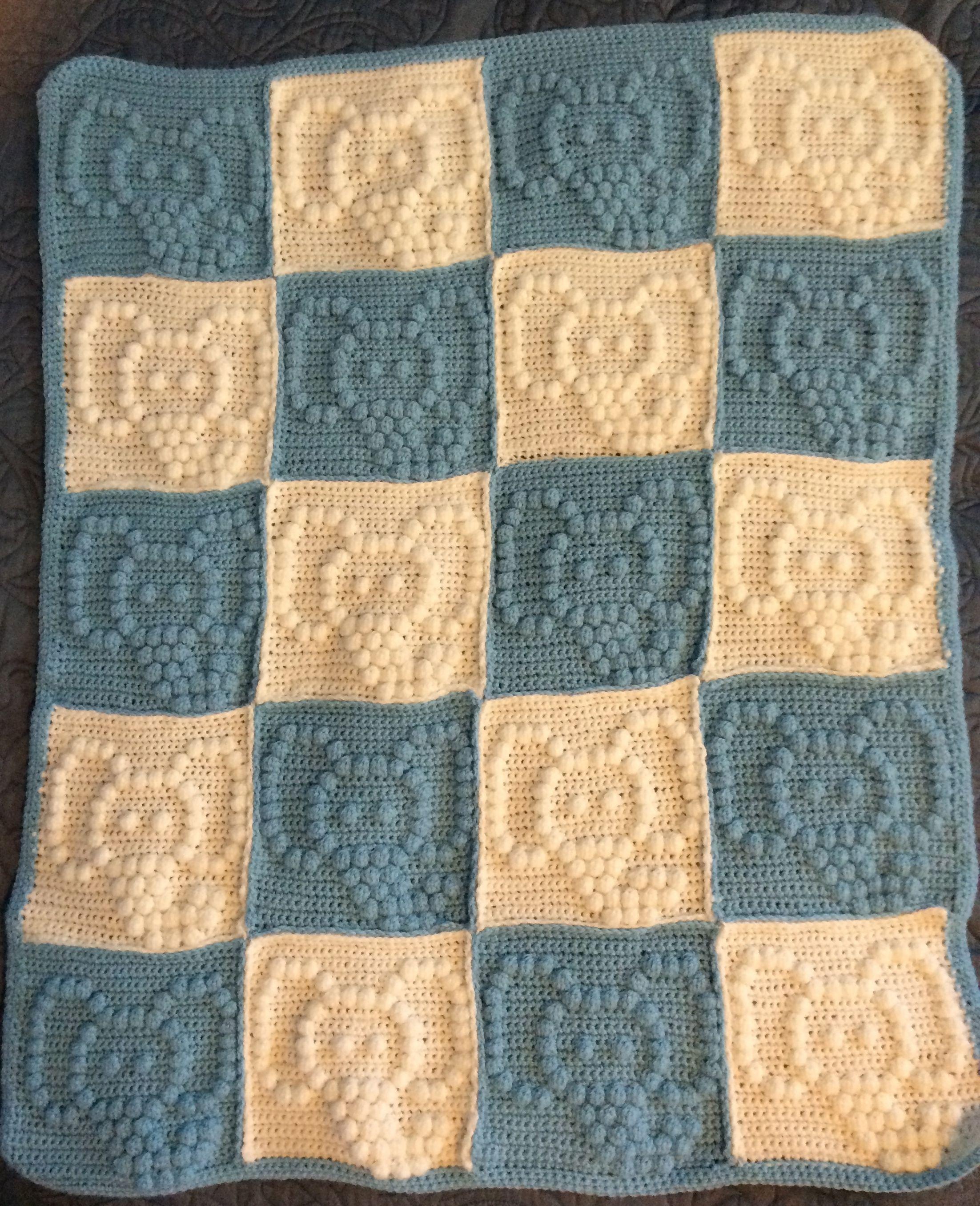 Elephant blanket granny bobbels popcorn pinterest elephant elephant blanket bankloansurffo Choice Image