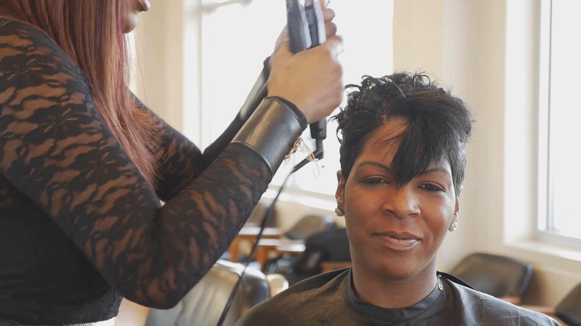 Døden av Best Curling Iron For Short African American Hair