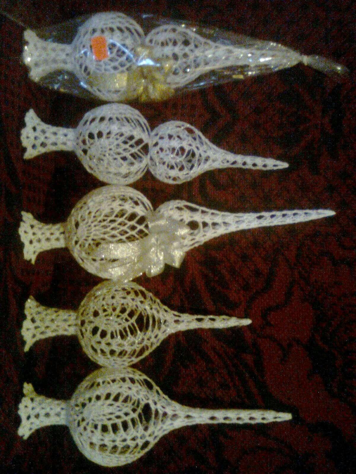 Pin de Barb Haddix en Holiday Crochet | Pinterest | Navidad ...