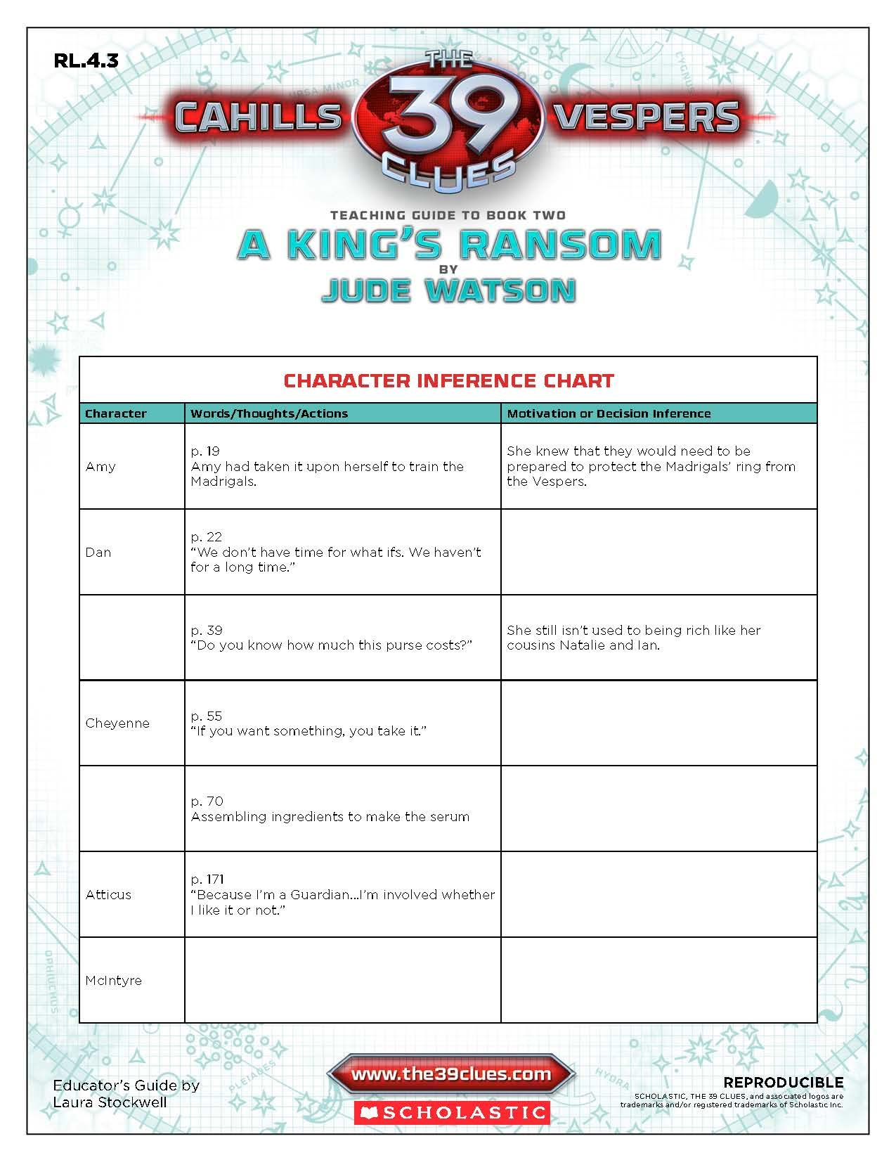 free common core ready curriculum guide and printable