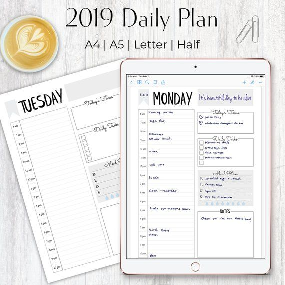 photograph relating to Digital Day Planner identify Day-to-day Planner Template, Day by day Planner Include, Electronic Every day