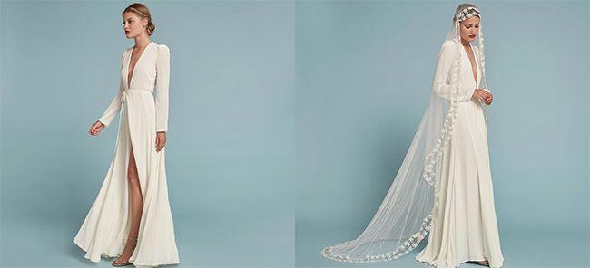 The best high street wedding dresses to buy now...   Pinterest ...