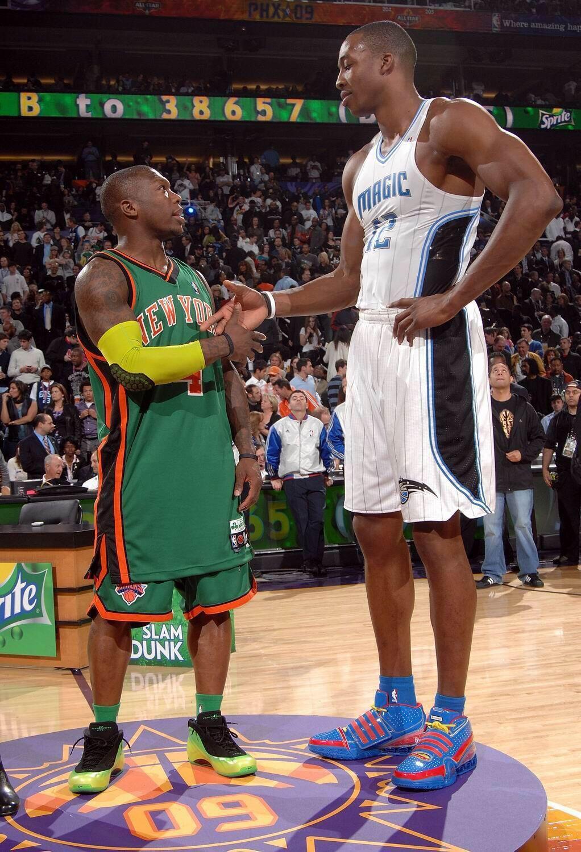 2009 NBA Dunk Contest Nate Robinson   Dwight Howard  534439bc1