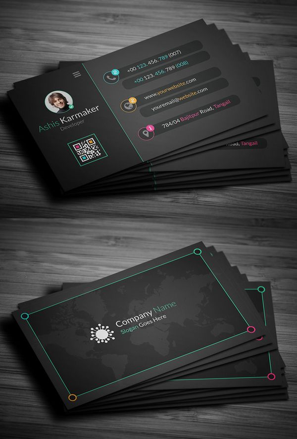 Business Cards Designs 12 Best Business Cards For Inspiration Business Card Design Creative Graphic Design Business Card Business Cards Creative