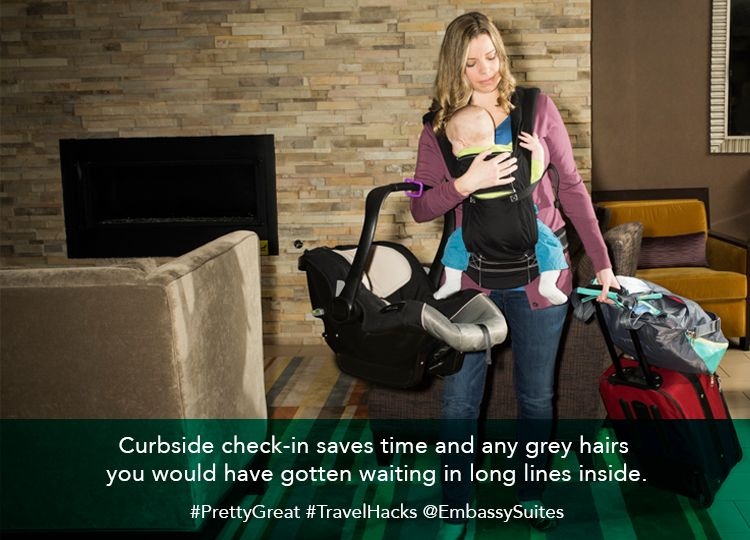 Curbside check-in is #PrettyGreat! http://bit.ly/1MNkTXq