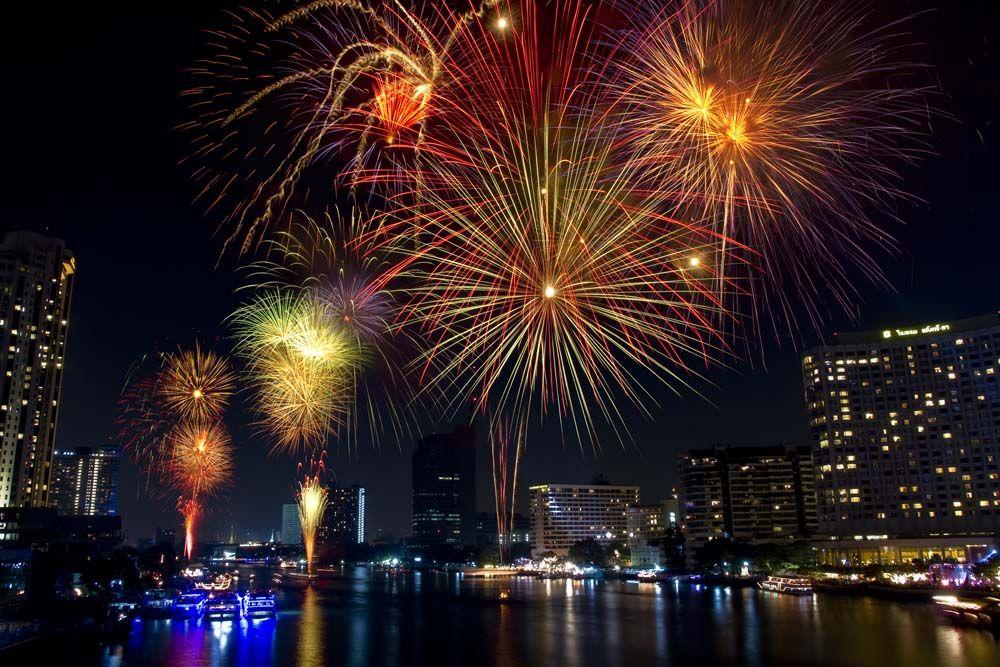 Resultado de imagen para new year bangkok