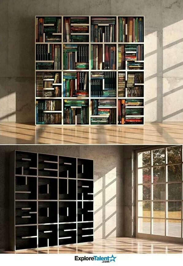 15 Artistic And Awe Inspiring Bookshelf Designs   House Interior Designs