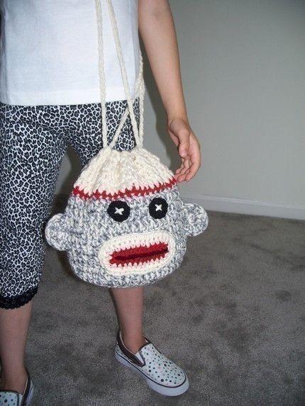 Sock Monkey crochet pattern   Crochet & Craftiness   Pinterest ...