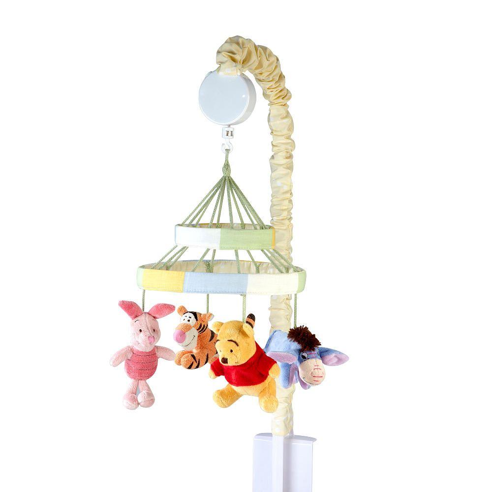 Crib mobile babies r us - Disney Baby Peeking Pooh Musical Mobile Disney Baby Classic Pooh Babies R