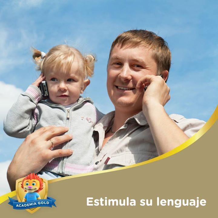 e4799fe0b Hablar lo más posible con tu pequeño le ayudará a desarrollar habilidades  de lenguaje más avanzadas