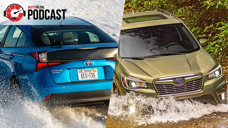 Podcast 565 Toyota Prius Awde Subaru Forester Best Car Museums