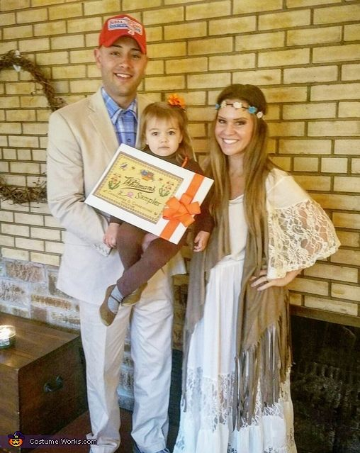 Life is Like a Box of Chocolates - Halloween Costume Contest at - halloween costume ideas for family