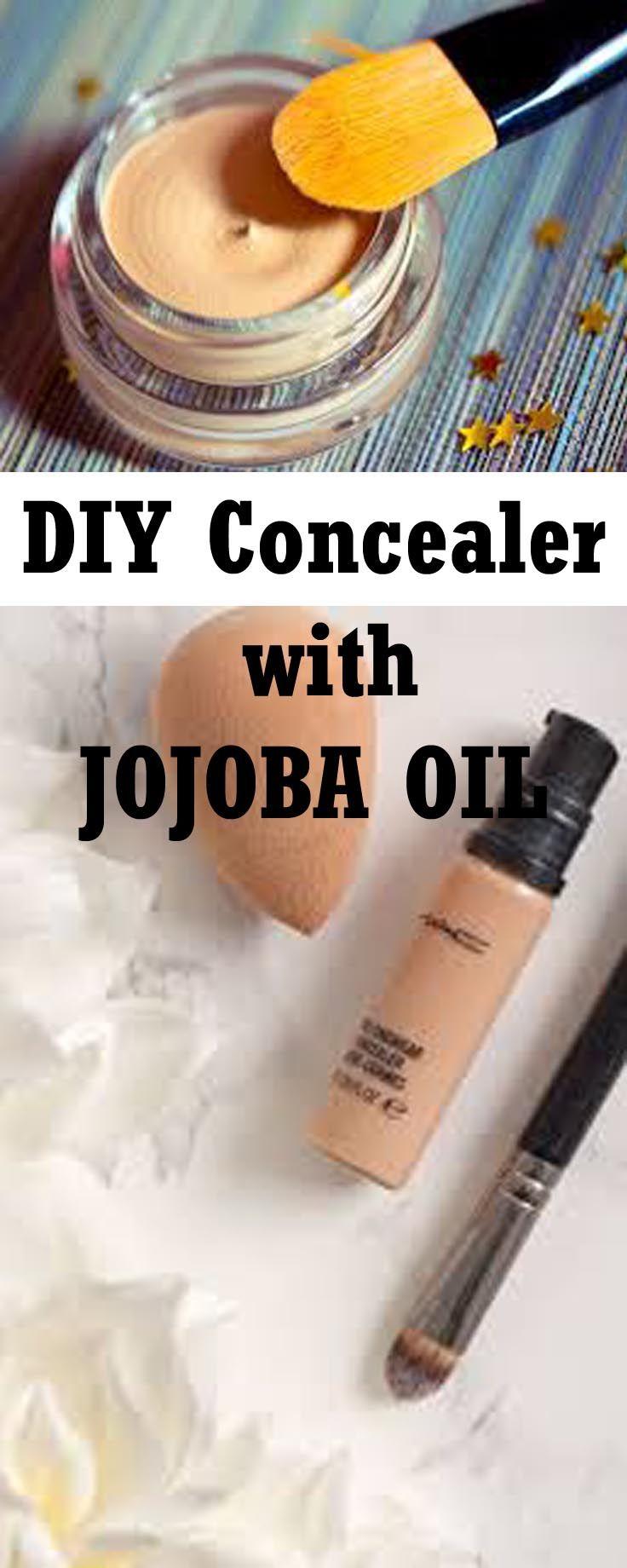 DIY Homemade Concealer Ingredients Natural Makeup