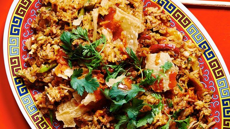 Migas fried rice recipe rice recipes fried rice and bon appetit migas fried rice ccuart Gallery
