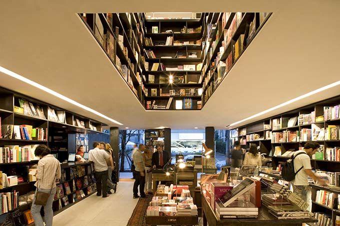 Buchhandlung Bertrand Lissabon älteste durchgehend betriebene - cafe mit buchladen innendesign bilder