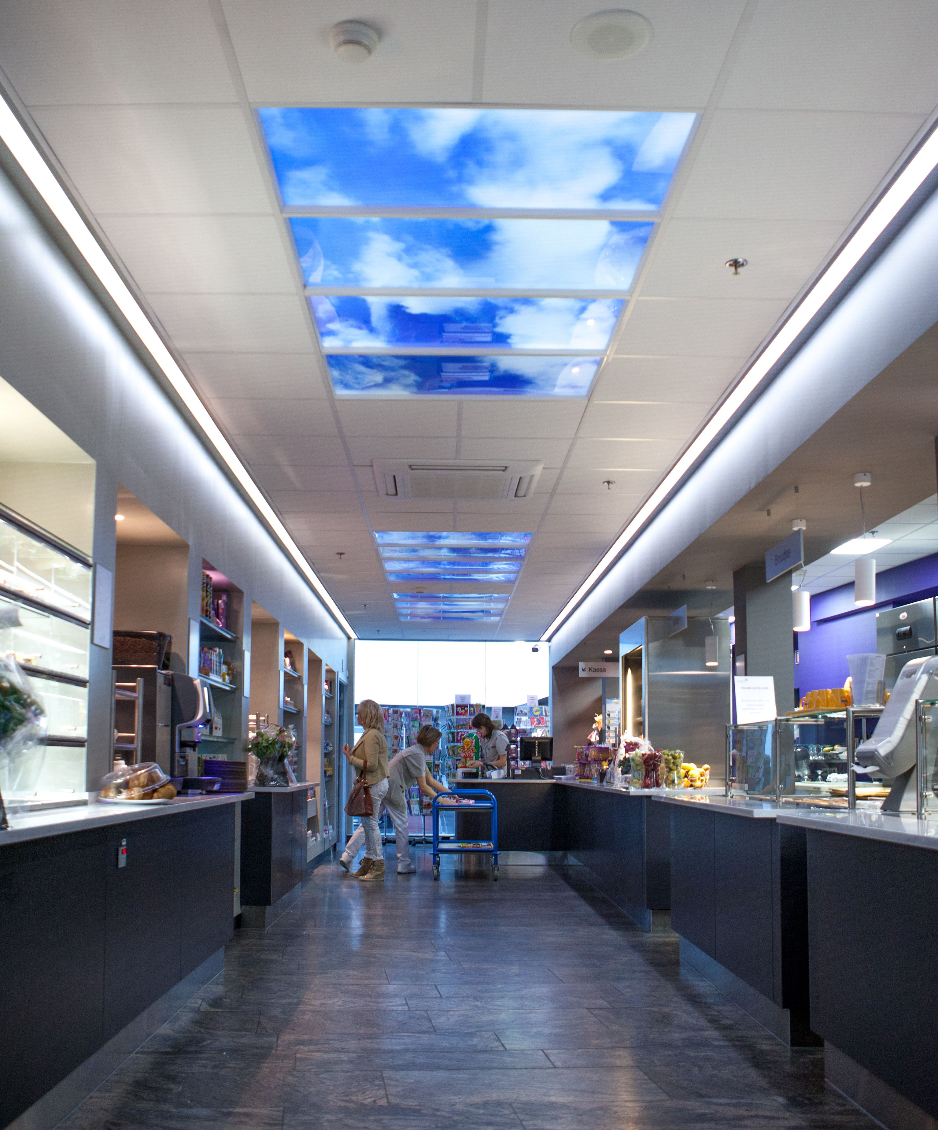 Lumick Led Ceiling Tiles From Uk Ceiling Tile Supplies Lumick