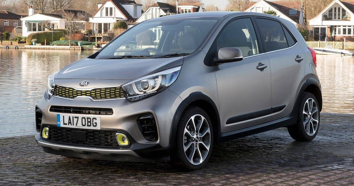 Kia Adds Picanto X Line Edition To Uk Lineup Priced From 12 595