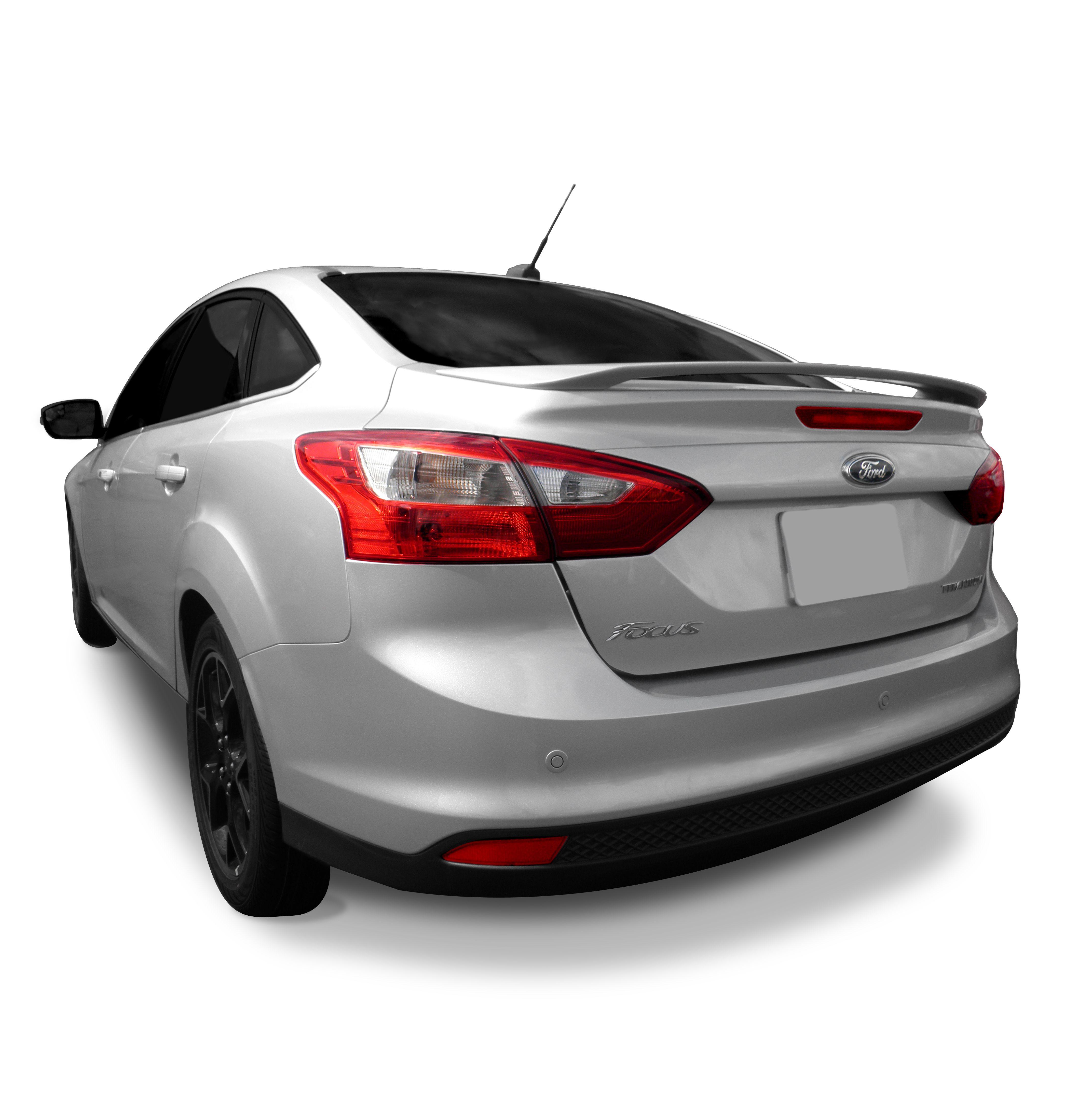 Fordecosport1 0 Ecoboost Titanium 5dr Hatchback: 2014 Ford Focus Sedan Factory Style Pedestal Rear