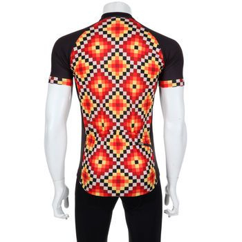 Wiggle | Milltag Wiggle Exclusive Pixel Native SS Jersey | Short Sleeve Cycling Jerseys