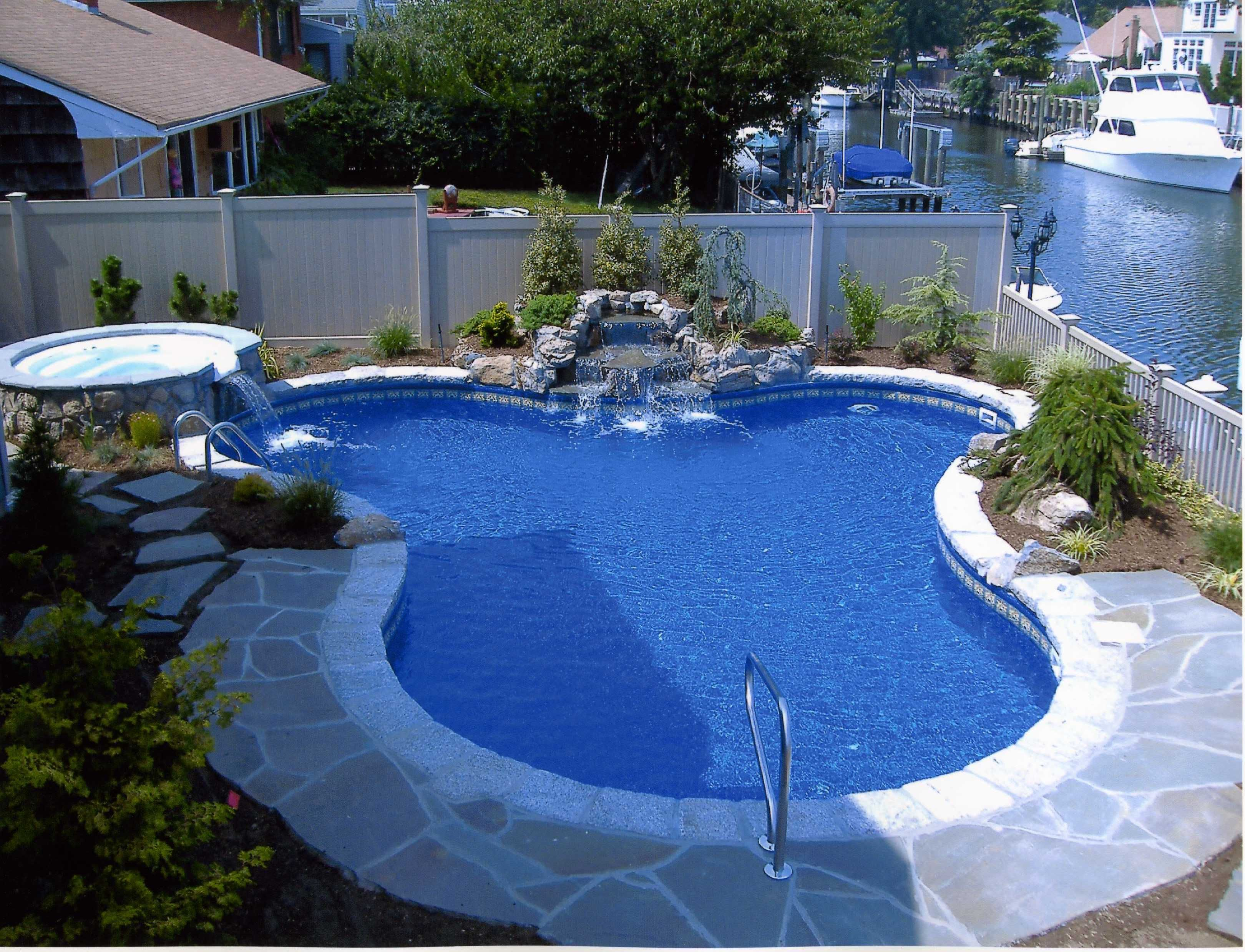 Swimming pool repair services sparepairservices for Pool designs for large backyards