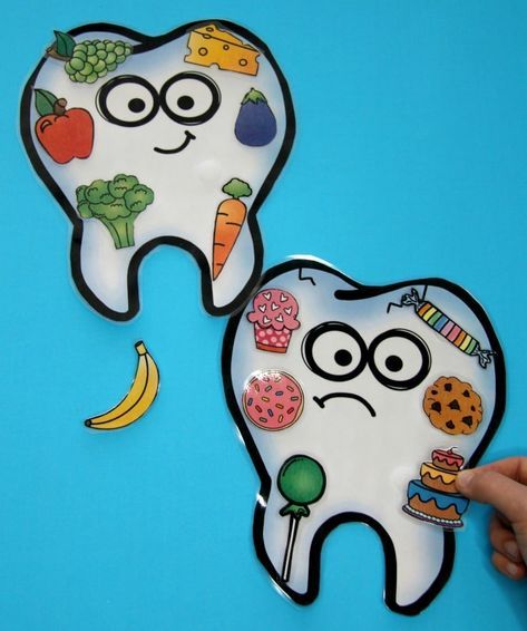 Preschool Dental Health  Planning Playtime is part of Dental health activities - Do you teach a Preschool Dental Health theme  Get a set filled with fun hands on activities and crafts for your classroom  Fun, easy, and handson learning
