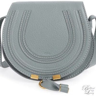 Chloé  'Marcie - Small' Leather Crossbody Bag