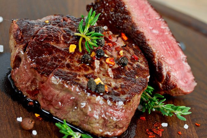 Grass-fed Steak - buy a cow share