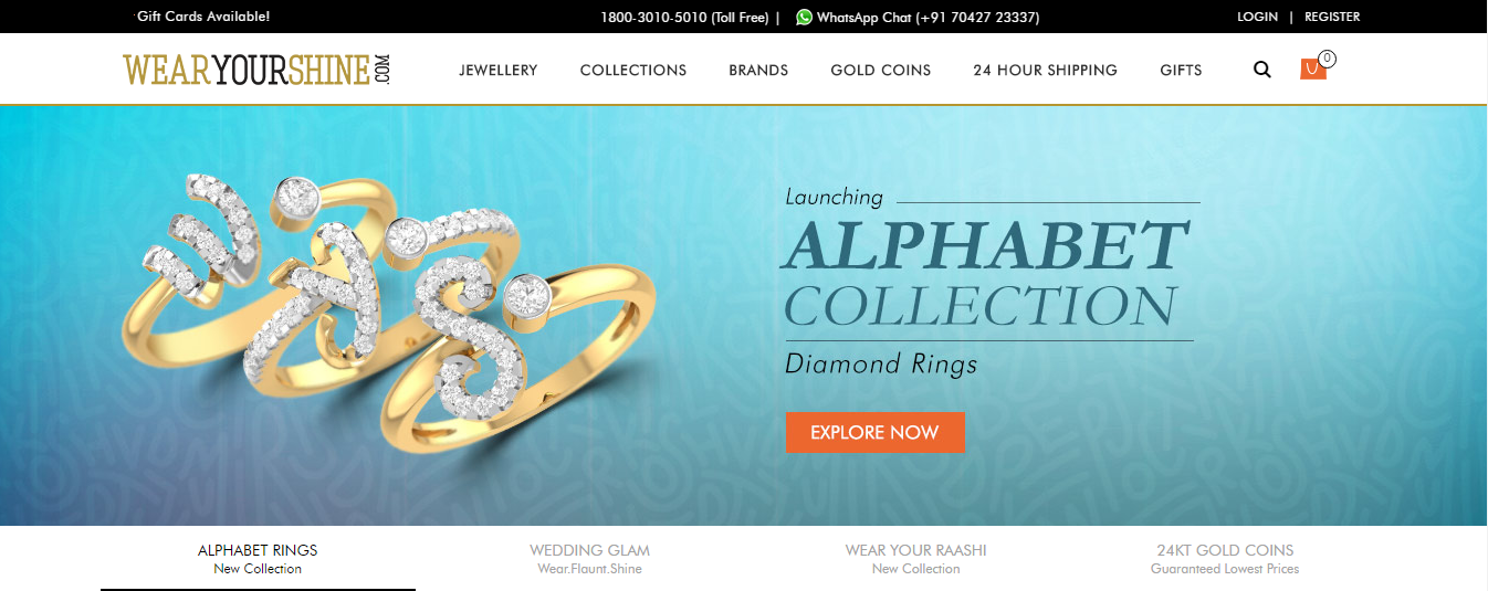 online jewellery for shopping indian jewelry websites