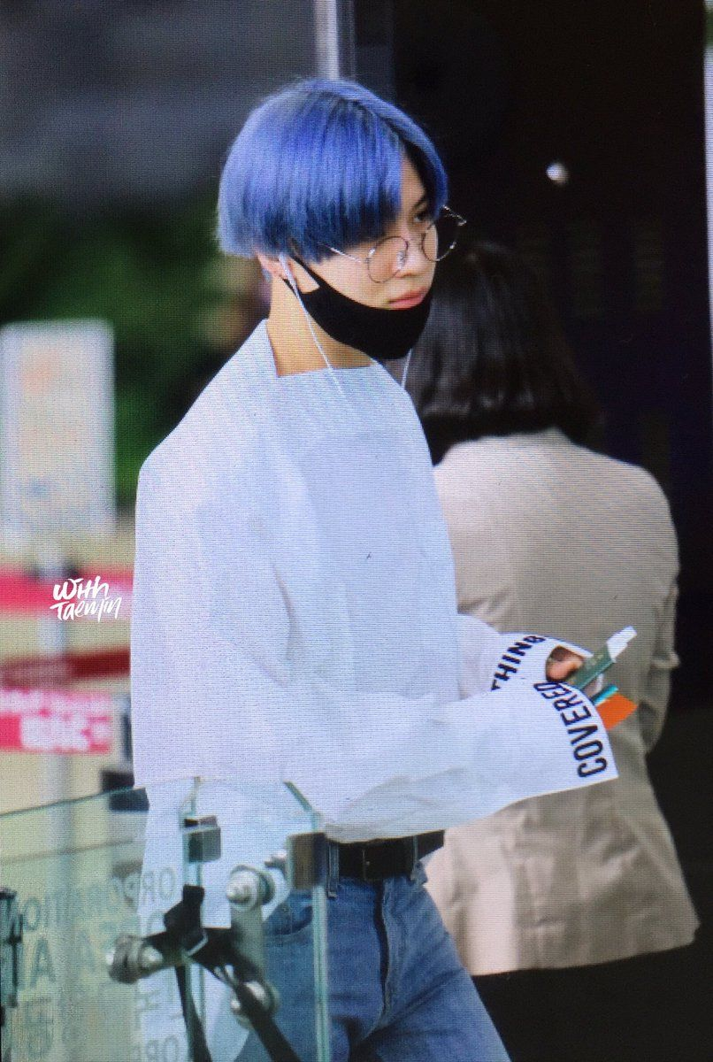 170508 #SHINee #Taemin at airport