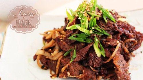 Bulgogi (Korean BBQ Recipe) : Bulgogi Recipe : Grilled ...