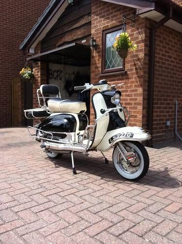 Lambretta Series 1 For Sale (1958) | Two wheels | Retro