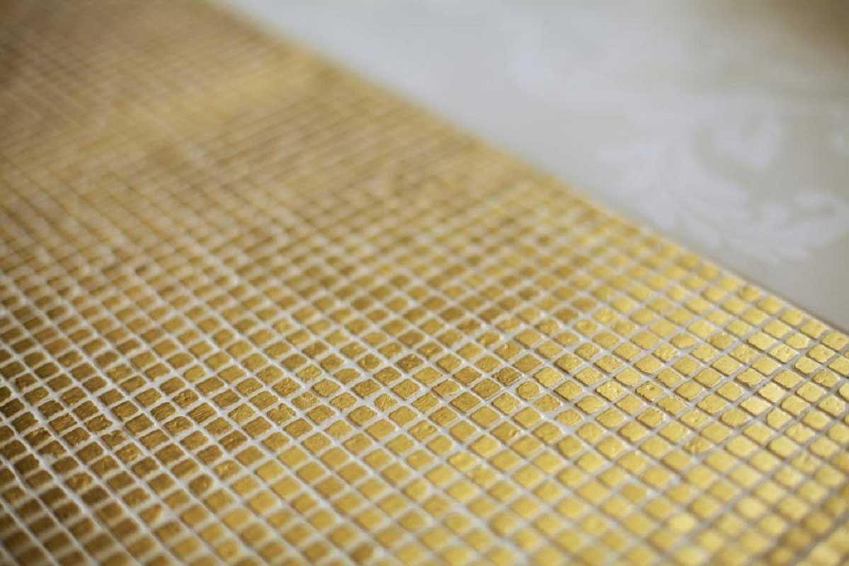Arezia i micromosaico i oro fliesen tiles