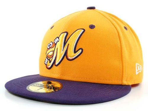 9978a7dad6d Montgomery Biscuits New Era MiLB 59FIFTY Hats