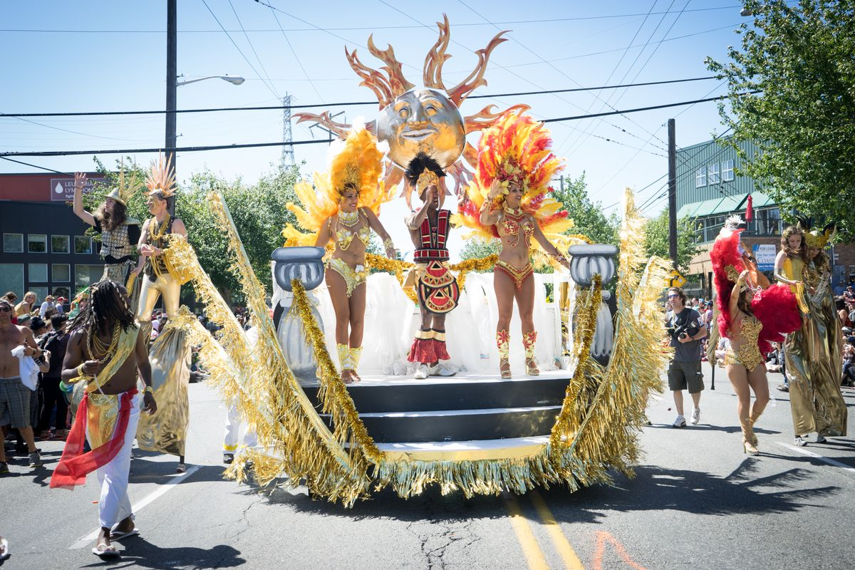 Fremont Solstice Fair and Parade
