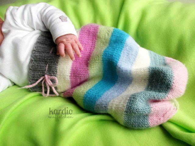 Gestrickter Baby Pucksack Knits And Crochet Pinterest