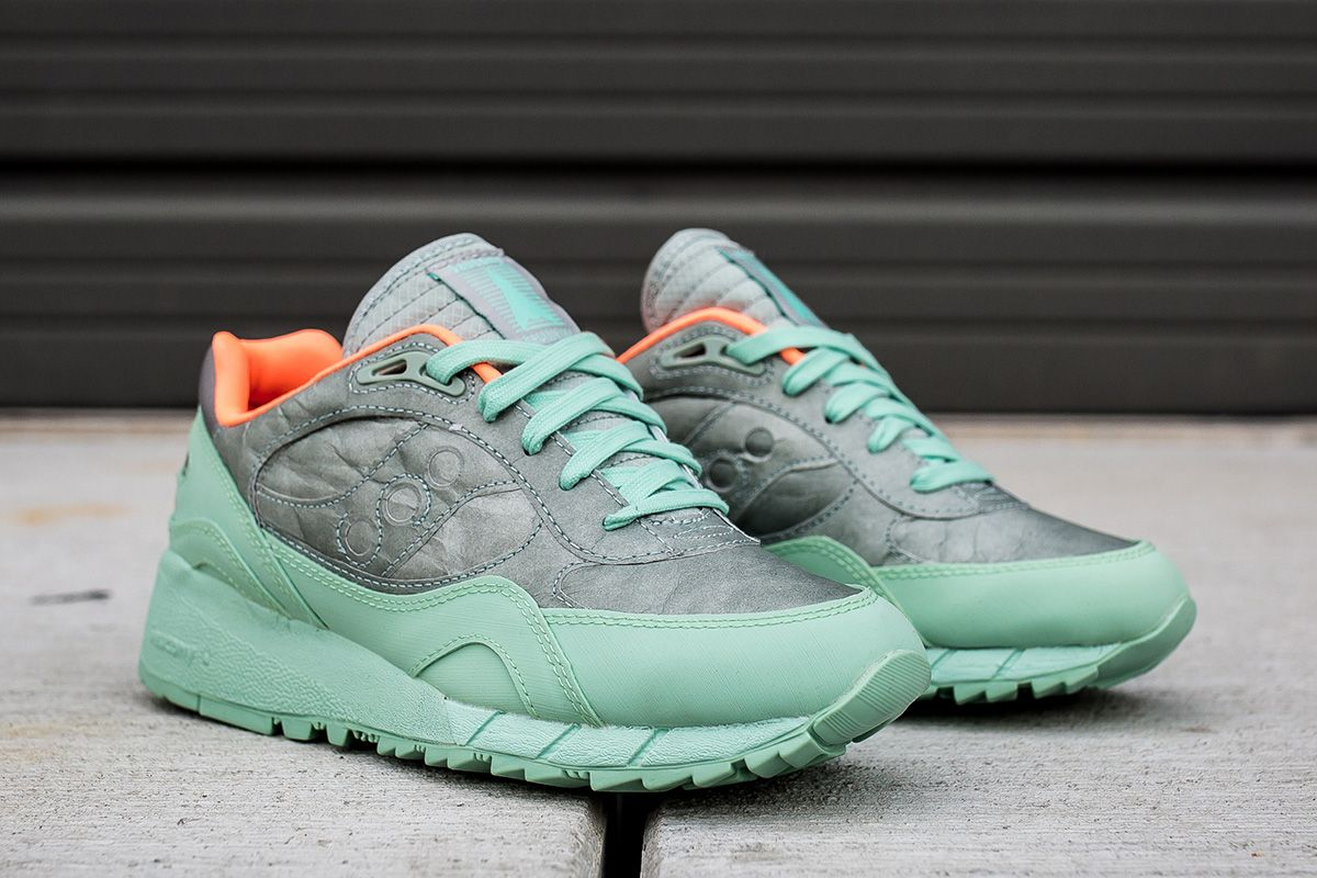 "Saucony Shadow 6000 MD ""Space"" Pack"
