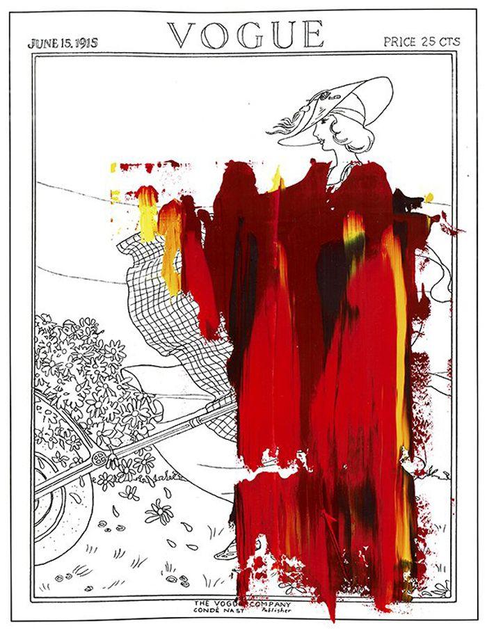 Ya podemos pintar el New Vogue Coloring Book | libros para pintar ...