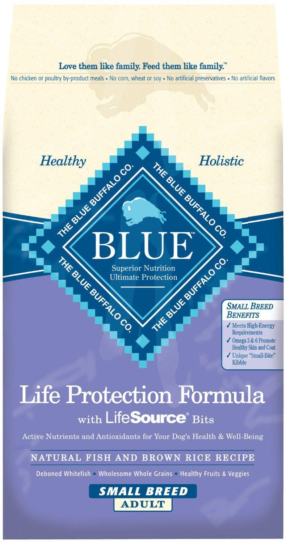 Blue Buffalo Blue Life Protection Formula Small Breed Recipe