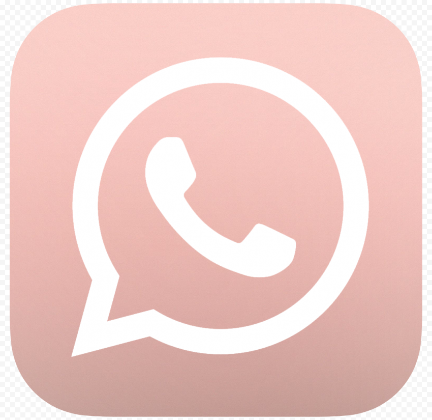Hd Rose Gold Whatsapp Wa Whats App Official Logo Icon Png Citypng Gold App Snapchat Logo Iphone Photo App
