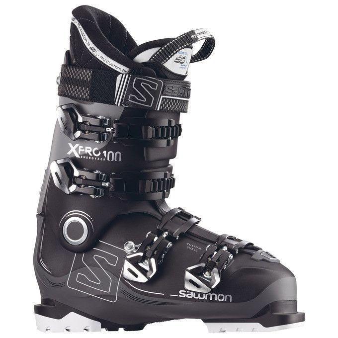 705b59c89a8 Salomon X Pro 100 Ski Boot Anthracite/Black 2016 | Ski ...